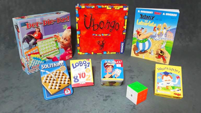 Infuntis Spielebox Giraffe